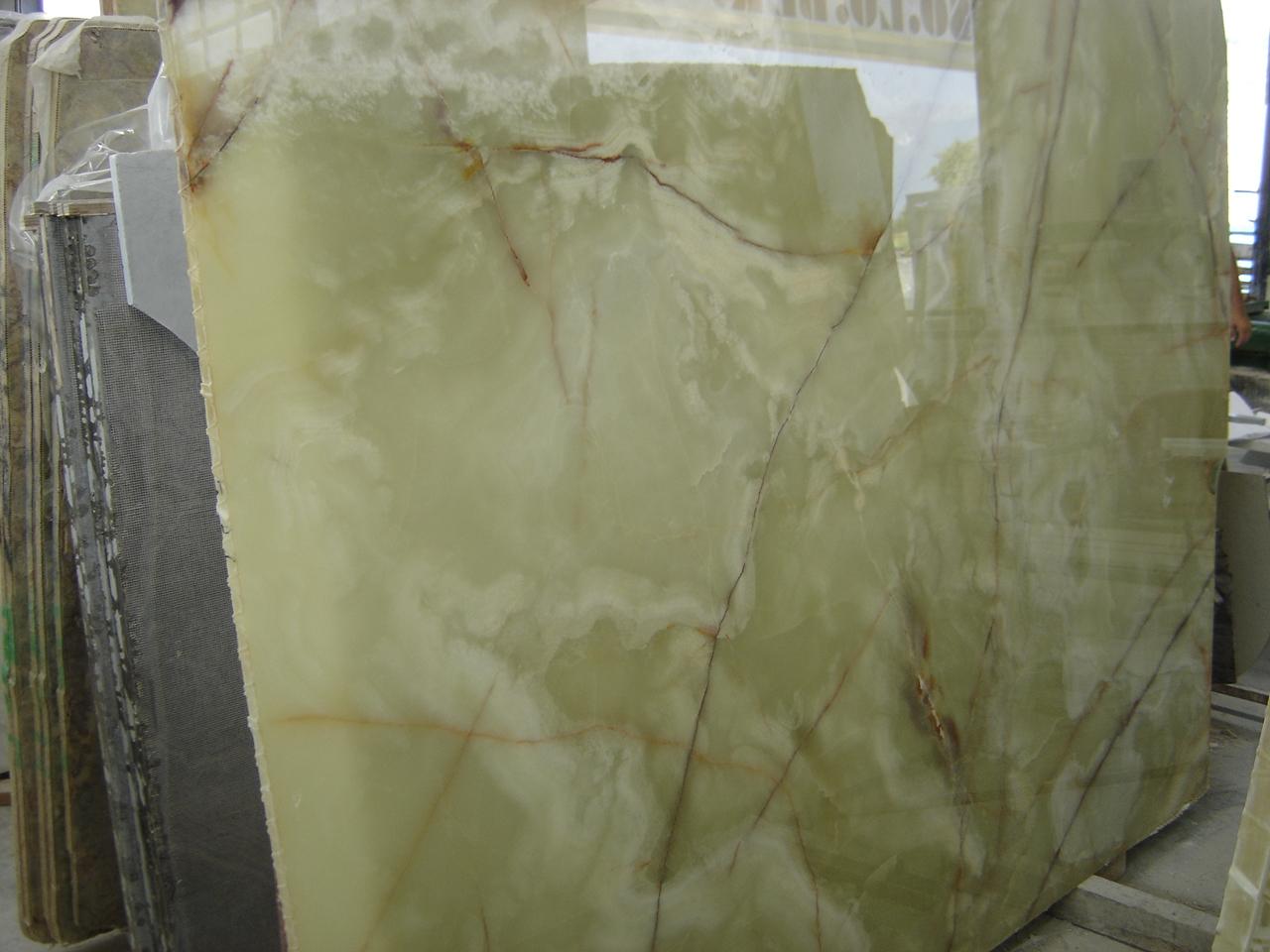 Rivestimenti Bagno Onice : Onice verde marmi di carrara